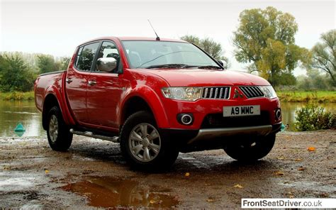mitsubishi l200 2014 2014 mitsubishi l200 pictures information and specs