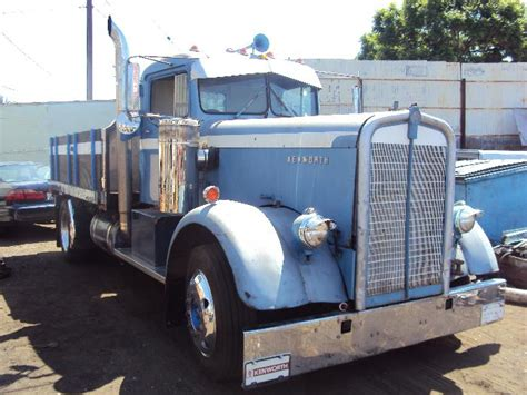 old kenworth trucks for sale single axle kenworths sleeper trucks for sale autos post