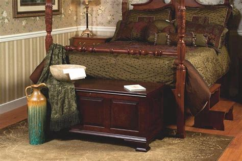 bedroom furniture chests reinvent your bedroom with a handcrafted amish chest