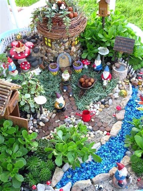 image result  gnome fairy garden fairy garden designs