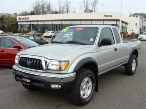 Used Toyota Tacoma 4x4 For Sale In Used 2004 Toyota Tacoma V6 Xtracab 4x4 For Sale Stock