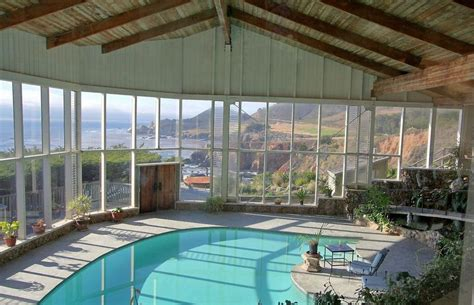 more covered pools mcdonald pools big sur views not enough add an indoor swimming pool curbed