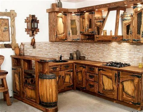 rustic kitchens pictures rustic elements for your kitchen find fun art projects