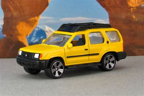 Matchbox Nissan Xterra suv of the day june 8 2015