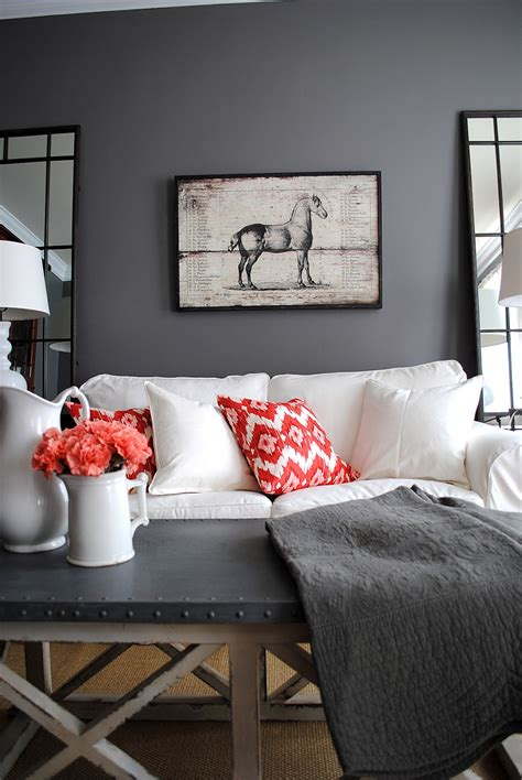 sherwin williams african gray our house the living room the graphics fairy