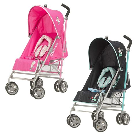 Alas Stroller Mickey Mouse obaby disney stroller buggy baby toddler child travel