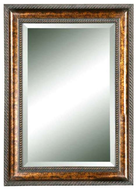 traditional bathroom mirrors uttermost sinatra gold vanity mirror traditional bathroom mirrors by chic art and accents