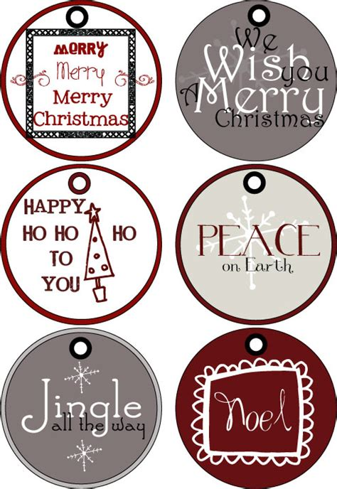 printable christmas tags cute poppies at play printable christmas gift tags