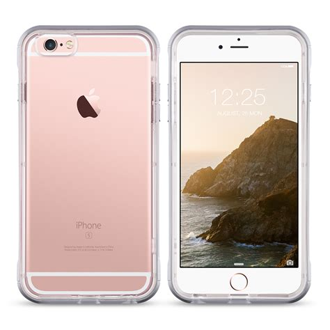 Softcase Iphone 6iphone 6 Plus 2 reinforced clear cover shockproof bumper for