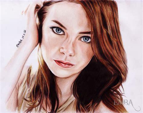 colored pencil portraits realistic colored pencil portraits and