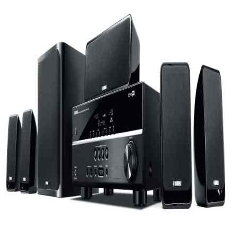 yamaha yht 1810 5 1 home theater price
