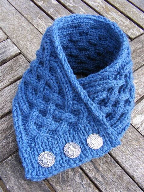 celtic cable knit scarf pattern knots free pattern and cable on