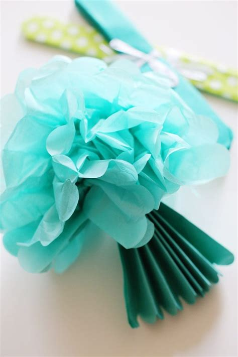 How To Make Pom Poms With Paper - diy tissue paper pom poms backdrop the sweetest occasion