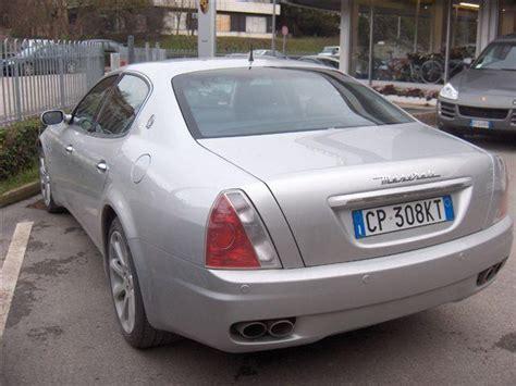 2004 Maserati Quattroporte For Sale by 2004 Maserati Quattroporte For Sale 4 2 Gasoline Fr Or