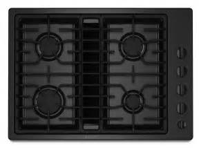 Gas Cooktop With Downdraft 30 Quot Gas Downdraft Cooktop