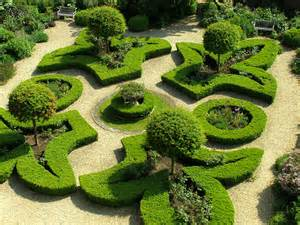 water wise knot gardens extension