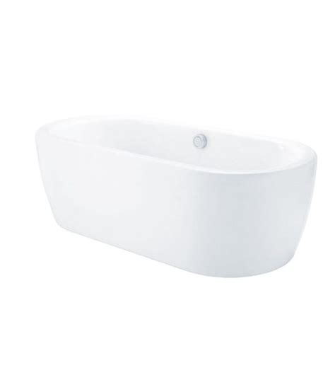 price of bathtub in india buy toto acrylic free standing bathtub with handgrip pop