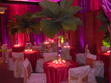 Event Decoration by Gala Decor On Casino Stage
