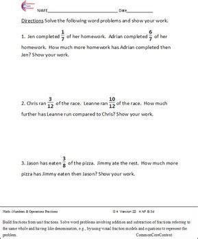 3 Nf 3a Worksheets