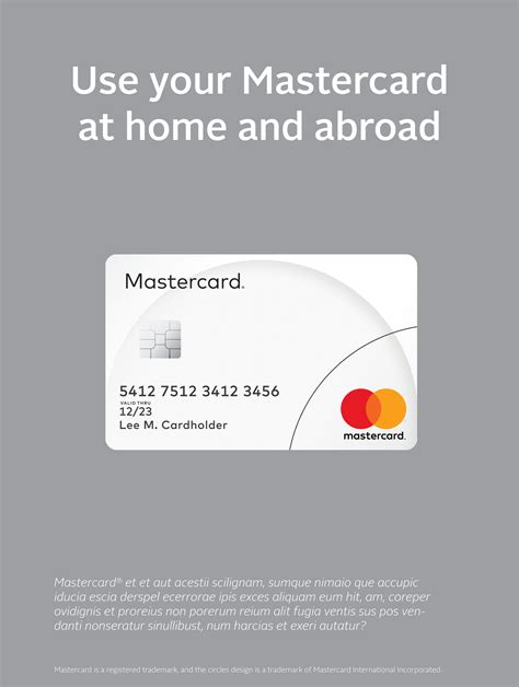 design center mastercard mastercard brand mark guidelines logo usage rules