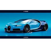 Bugatti Chiron Liberty Walk By HASDesign On DeviantArt