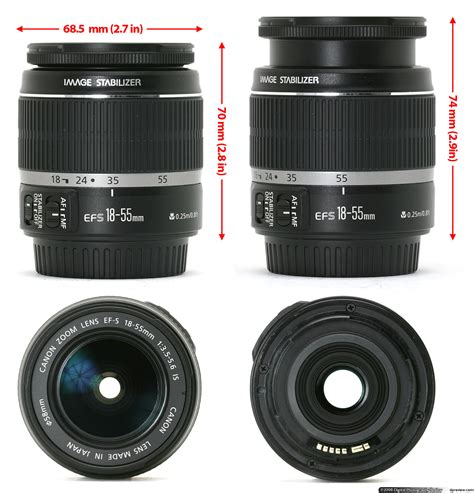 Tutup Lensa Canon 18 55mm canon ef s 18 55mm 1 3 5 5 6 is review digital photography review