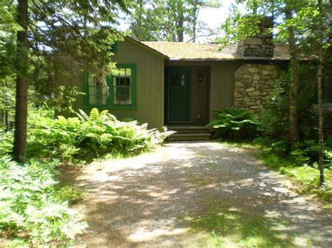 Mount Desert Island Cottage Rentals by Mount Desert Island Cabin On Homeaway Pond