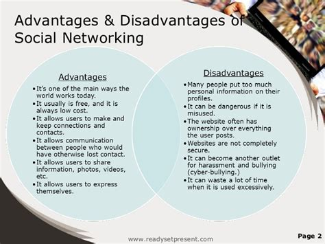 Advantages And Disadvantages Of Social Networks Essay advantages and disadvantages of social media hallo365