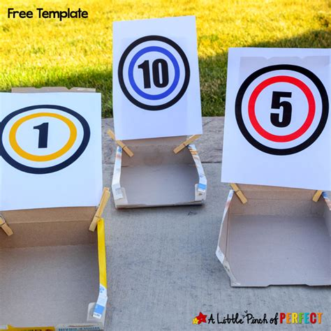 printable targets nerf diy cereal box nerf gun targets and free template