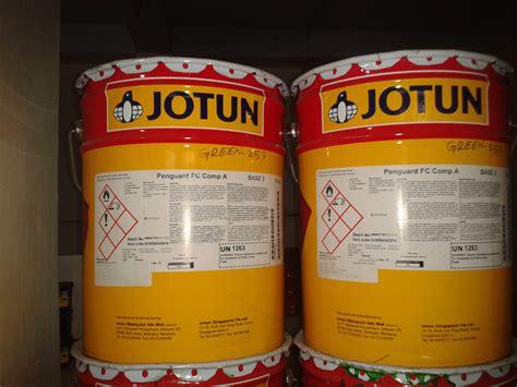 jotun marine paints thinners