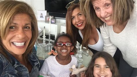 hoda kotb father hoda shares haley joy s family fun day see the cute pics
