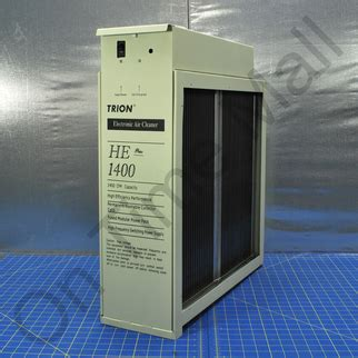 trion he1400 whole house electronic air cleaner