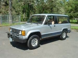 1986 Isuzu Trooper Diesel Find Used 1986 Isuzu Trooper Ii Turbo Diesel 4x4 Factory