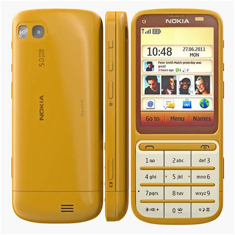 Hp Nokia C3 01 Gold Edition nokia c3 01 gold edition 3ds