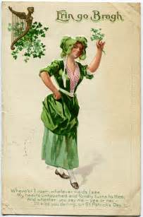 vintage s day clip postcards miss s gazette