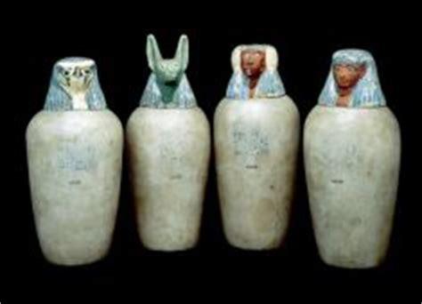 vasi canopi egiziani geomodi storia approfondimenti degli alunni 1