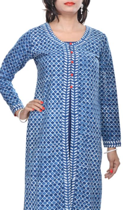 jacket design kurti buy indigo straight long kurta with jacket online