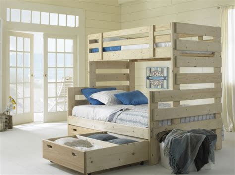 twin  full bunk bed  storage drawers  bunkbed