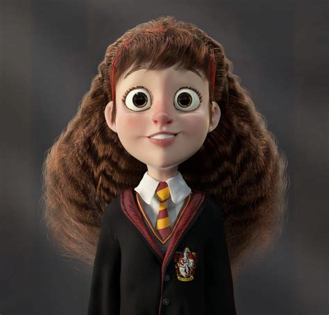 Hermione Granger In Real by Srta Granger By Marcelo Souza Tags Harry Potter
