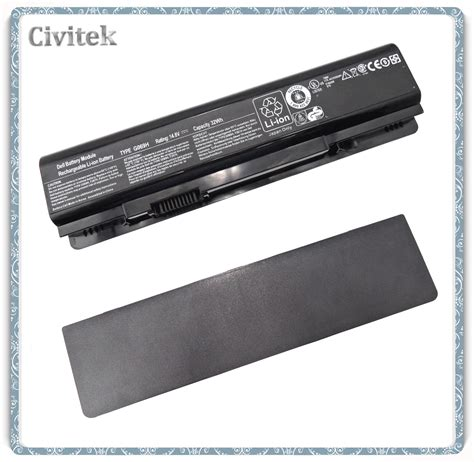 Dell Baterai Laptop Model F287h F286h Vostro 1015 1210 1014 A840 A860 battery for dell vostro 1014 1015 a840 a860 a860n f287f