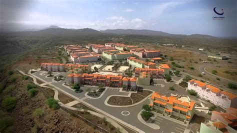 santiago cabo verde youtube cabo verde from the air island of santiago youtube