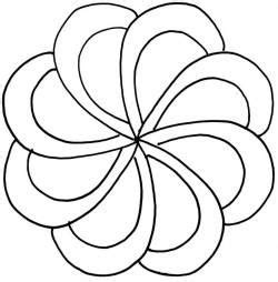 Swirly Free Colouring Pages Swirl Coloring Pages