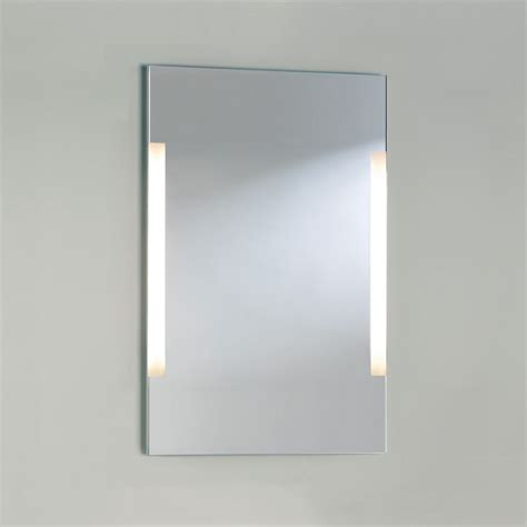 chrome bathroom mirror astro imola 900 polished chrome bathroom mirror light at