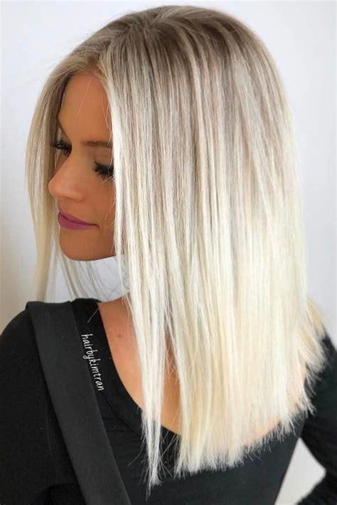 blonde hairstyles ideas best 25 medium blonde hair ideas on pinterest