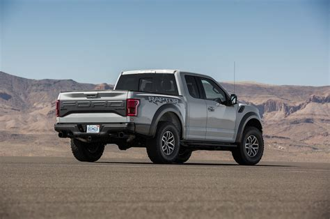 ford f 150 raptor 2017 ford f 150 raptor first test review off road super
