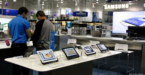 samsung gets its own stores inside best buy
