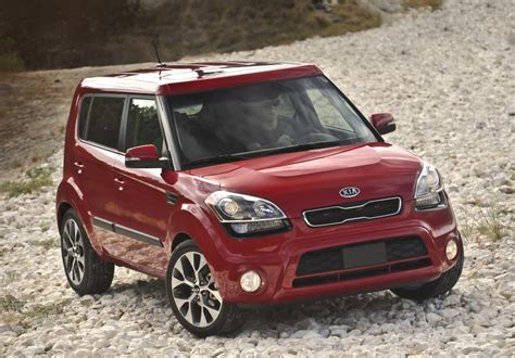 Kia Soul Review 2012 2012 Kia Soul Review