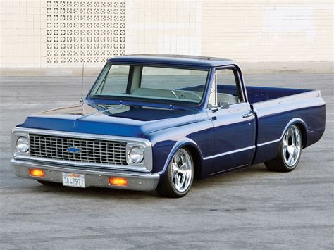 And C10 1972 chevy c10 truck rod network