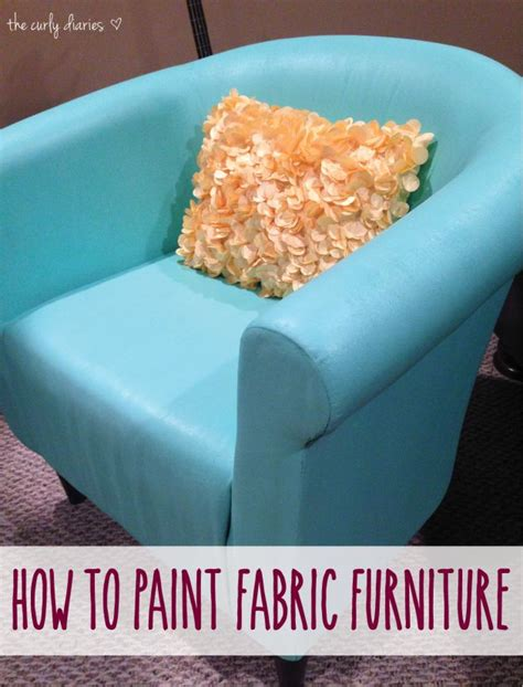 upholstery paint home depot how to paint fabric furniture