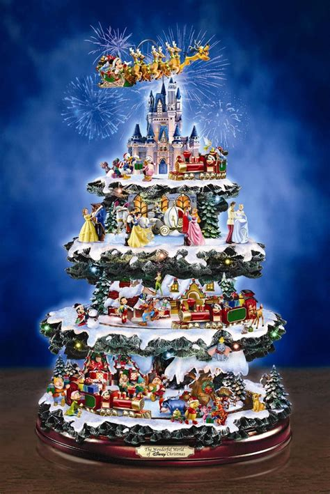o christmas tree disney pinterest